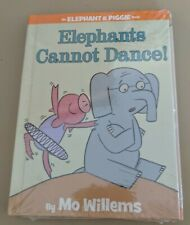 Elephant & Piggie Books Willems Throw the Ball/Elephants Cannot Dance/Outside
