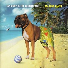 IAN DURY & THE BLOCKHEADS 'MR LOVE PANTS' BRAND NEW SEALED RE-ISSUE LP