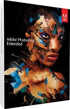 Adobe Photoshop Extended CS6 For Mac - Official Download & Serial