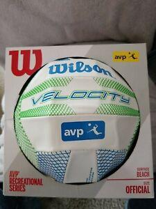 Wilson AVP Recreational Series VELOCITY VOLLEYBALL