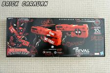 Nerf Rival Deadpool Kronos XVIII-500 Dual Pack by Hasbro