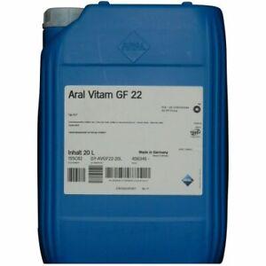 Aral Vitam GF 22 - 20 Liter