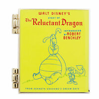Disney The Reluctant Dragon Limited Release Pin - March 2017