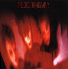 CURE - PORNOGRAPHY - CD SIGILLATO