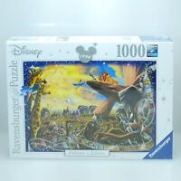 Ravensburger Disney Lion King Collector's Edition Jigsaw Puzzle 1000 Pieces