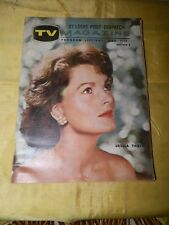 "May 7, 1961 St. Louis Post-Dispatch TV Magazine-Ursula Theiss ""The Detectives"""