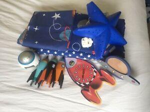 Space bedroom bundle