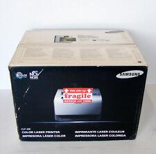 BRAND NEW Samsung CLP-300 Workgroup Color Laser Printer