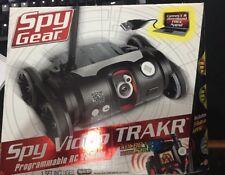 Spy Gear Spy Video Trakr Remote Controlled Camera Vehicle Car