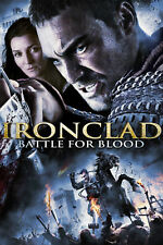 Ironclad: Battle for Blood (DVD, 2014) USED VERY GOOD WITH MILF MICHELLE FAIRLEY