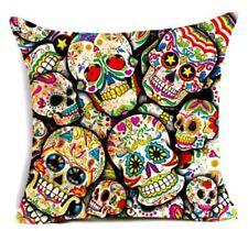 Cojines decorativos sin marca color principal multicolor 100% algodón para el hogar