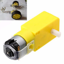 DC 3-6V Plastic Mini Electric Reduction DC Gear Motor for Intelligent Robots Ban