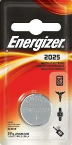 Energizer MAX, CR-2025 Battery, 1 Pack