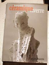 REVUE DE LA CERAMIQUE ET DU VERRE/TAHON/N°208/2016/CERAMIQUE ITALIENNE