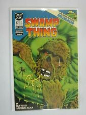 Swamp Thing #67 with Hellblazer preview 7.0 FN VF (1987 Vertigo)