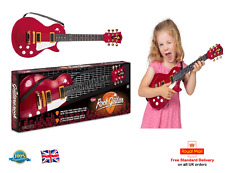ROCK GUITAR Musical Instrument Kids Christmas Gift 6 STRINGS + ELECTRONIC SOUNDS