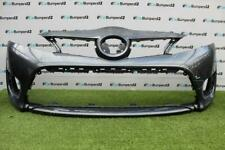 TOYOTA VERSO FRONT BUMPER 2013 TO 2015 GENUINE TOYOTA  PART*A3
