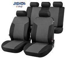 COPRISEDILI per SEAT ALTEA XL FODERE R01 GRIGI NERI VERSIONE (2006 - 2015)