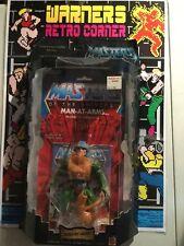 Motu He Man Masters Universe Man ArmsCommemorative Action Figure Moc  Toy Figure