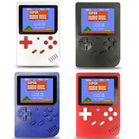 "8 Bit Built-In 500 Classic Games Console 3.0"" Mini Game Player Handheld Retro"