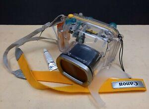 Canon WP-DC21 Underwater Camera Case Marine Housing Waterproof PowerShot G9