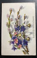 1919 Amsterdam Netherland Picture postcard  Cover Congratulation