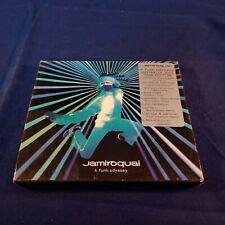 CD Jamiroquai Funk Oddessy Australia 2002. Tour Edition