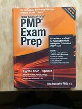 PMP Exam Prep Eighth Edition Updated (2013, Paperback)