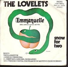 11802 THE LOVELETS  SNOW FOR TWO