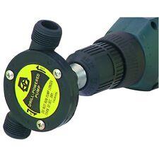 New Drill Powered Water Pump Plumbing Garden Hose Thread Free Shipping