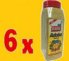 BADIA - Adobo with Pepper 32oz (6 PACK) - Adobo con Pimienta 2 lbs