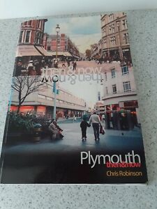 Plymouth Then and Now Book Plus Storm Force The Westcountry Wild Winter 1989/90