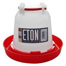 Eton Plastic Locking Poultry Drinker With Handle 1.5ltr Birds