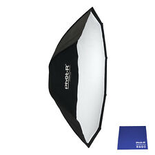 "Phot-R 150cm/60""Octagon Umbrella Flash Softbox Reflector Bowens Chamois Cloth"