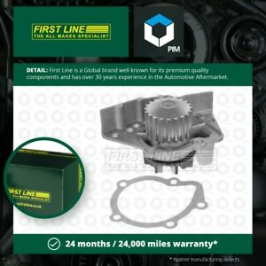 Water Pump fits PEUGEOT EXPERT 1.9D 96 to 00 Coolant Firstline 1201A8 Quality