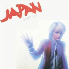 JAPAN/QUIET LIFE (RED vinyl 180g. x 3 with serial number(GATEFOLD)
