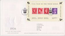 TALLENTS PMK GB ROYAL MAIL FDC 2006 YEAR OF THE THREE 3 KINGS MINIATURE SHEET