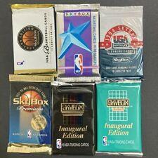 Lot Of 6 Packs NBA Basketball Cards Unopened Factory Sealed Michael Jordan BONUS