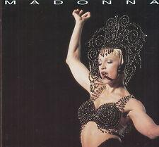 madonna cd & card interview cd