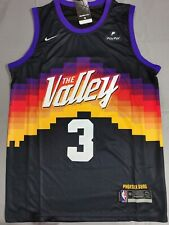 Chris Paul 3 The Valley City Edition Men's Stitched Jersey