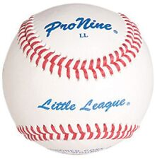 Pro Nine Sports Youth Official Little League Ll1 Baseball (New)