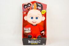"""The Incredibles 2 Baby Jack-Jack 12"""" Doll with Pacifier and Mask"""