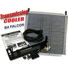 PWR PWO6115 Trans Oil Cooler kit - Ford Falcon BA 280 x 255 x 19mm 3/8' barbed O