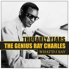 CD Ray Charles - The Early Years / What'd I Say