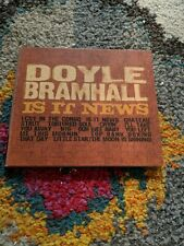 Is It News * by Doyle Bramhall (CD, Sep-2007, Yep Roc)
