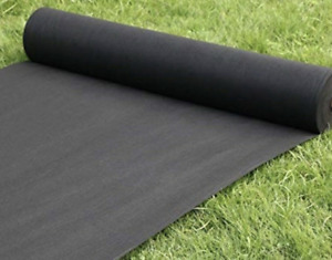 Weed Stop Membrane Ideal Borders Under Decking Gravel Paths Flowers All Sizes
