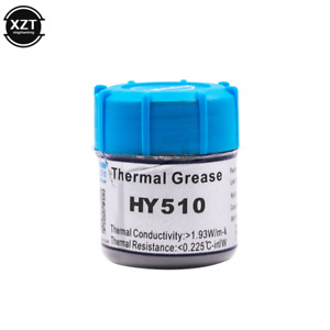 HY510 25g Grey Silicone Compound Thermal Paste Conductive Grease For Chipsets