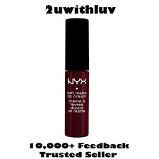 NYX COSMETICS NYX SOFT MATTE LIP CREAM TRANSYLVANIA SMLC21 NEW & SEALED