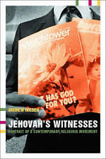 Jehovah's Witnesses: Portrait of a Contemporary Religious Movement by Andrew...