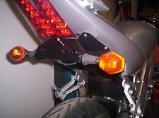 SUZUKI SV650 UNFAIRED 2005 K5 R&G Number/Licence Plate Holder TAIL TIDY LP0010BK